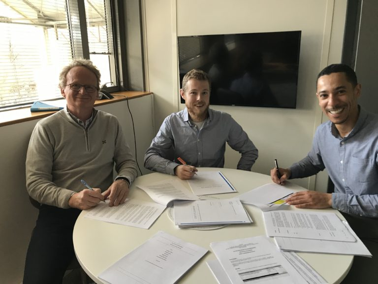Official creation of DiamFab company