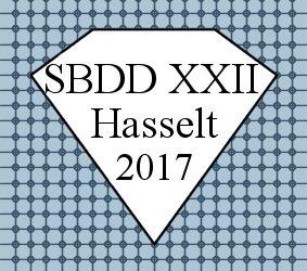 Meet us in Hasselt Diamond Workshop 2017 March 8-10, 2017