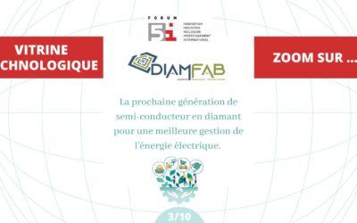 DIAMFAB au Forum 5i le 1er Juillet à Grenoble