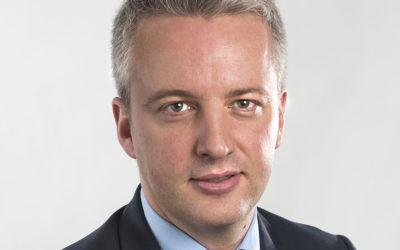 Cyril Menon, Directeur des Opérations de Soitec, rejoint le comité stratégique de DIAMFAB.